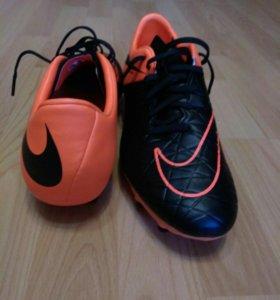 НОВЫЕ бутсы Nike