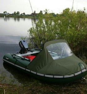 Лодка Соната330F(P)