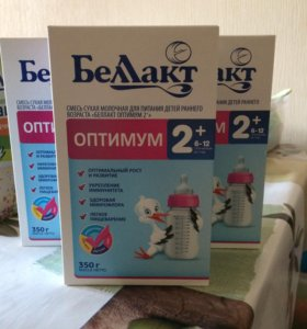 Белакт молочная смесь 2