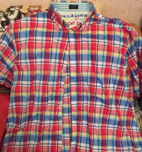 Рубашка мужская PAUL&SHARK