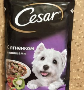 Корм для собак Cesar