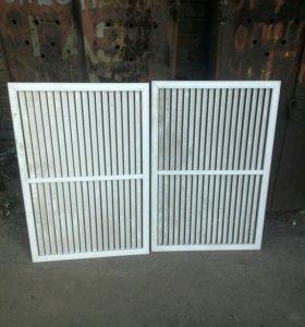 Решетки на радиатор отопления