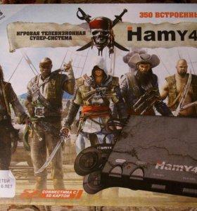 Hamy 4 (350) Assassin Creed (Sega-Dendy-SD карта)