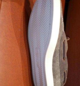 Топсайдеры мокасины мужские,обувь
