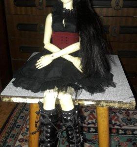 Шарнирная кукла QIAN