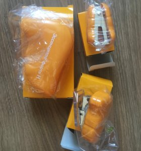 Набор степлер, мыльница и антистеплер