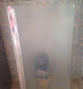 Штора для ванны стекло