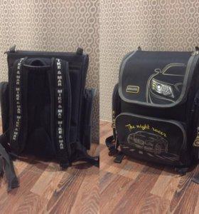 Рюкзак, с ортопедической спинкой