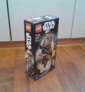 LEGO Star Wars 75523 Scarif Stormtrooper