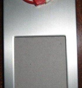 фото рамка для фото настольная размер 15см x 6,5см