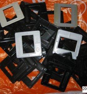рамки для слайдов фото слайды пластиковые 42 штуки