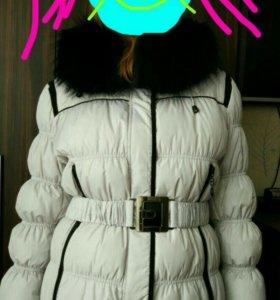 Женская куртка пуховик (зима)
