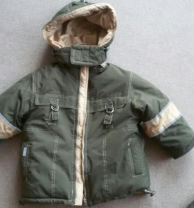 Зимний костюм 92 р