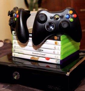 Xbox 360 в аренду