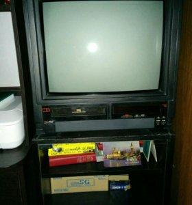 Видеодвойка VHS