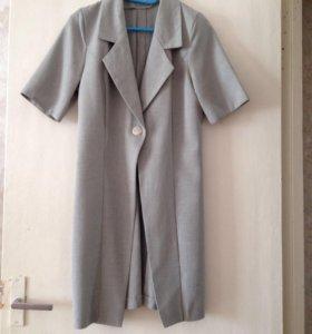Пиджак-накидка