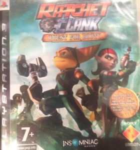 RATCHET |CLANK |QUEST FOR BOOTY