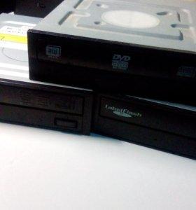 IDE DVD приводы