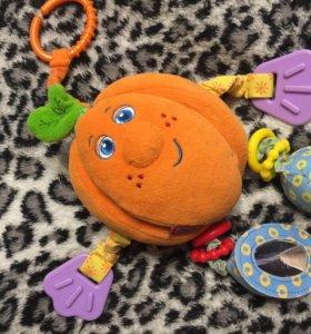 Игрушка апельсин