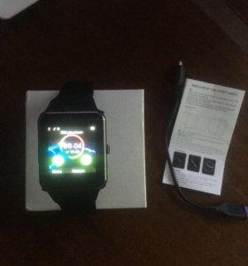 Смарт часы Smart Watch GT-08 black