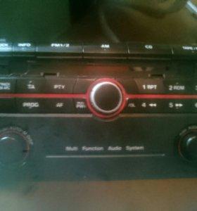 Магнитола Mazda 3 по зч