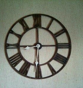 Часы, имитация часов, часы панно