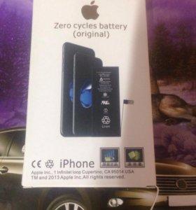 Батареи на айфон 5, 5s