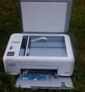 МФУ HP Photosmart C4343
