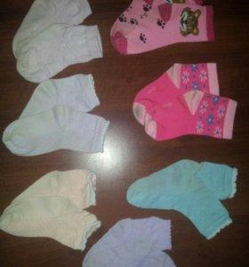 Носочки, колготы для дома
