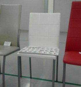 Кухонный стул диси белый