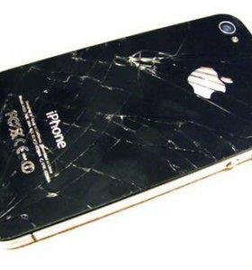 Замена крышки iPhone 3g/3GS/4/4S/5/5C/5S