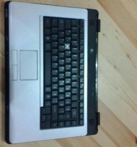 Ноутбук рабочий без экрана