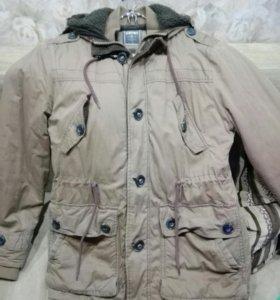 Куртка-Парка теплая