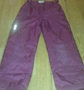 Осенние брюки 134-140 Альпекс