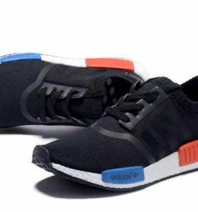 Кроссовки Adidas Nmd Runner Black 36-45
