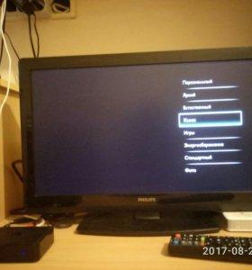продам телевизор Philips 22