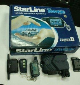 Starline B9 с автозапуском