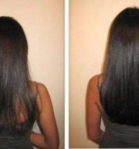 Лечебная и косметическая процедура для волос 🌟