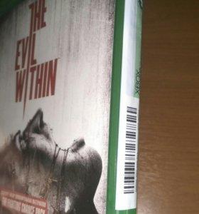 Новый диск The Evil Within для Xbox One