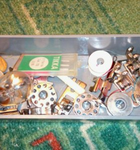 Швейная машинка Чайка 3 кл. 116-2