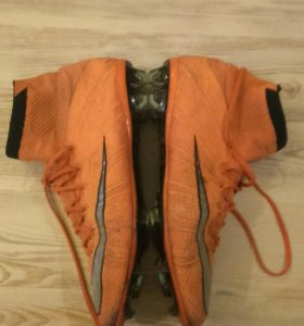 Бутсы Nike Mercurial Superfly с носком