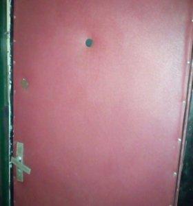 Б/У дверь в хорошем состоянии