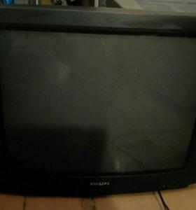 Телевизор Phillips модель 25PT (63,5 cm) в НЕРАБОЧ