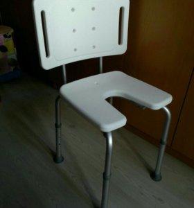 Переносный стул для ванны