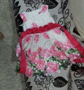 Платье на 3г