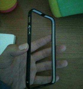 Бампер на айфон