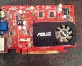 Asus ATI Radeon 4600 series