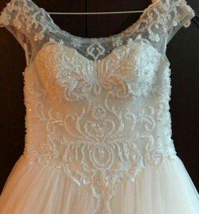 Платье свадебное Semida Sposa