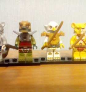 Минифигурки Лего Чима