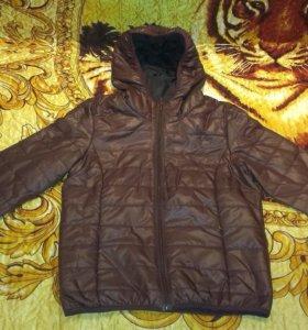 Тоненькая курточка